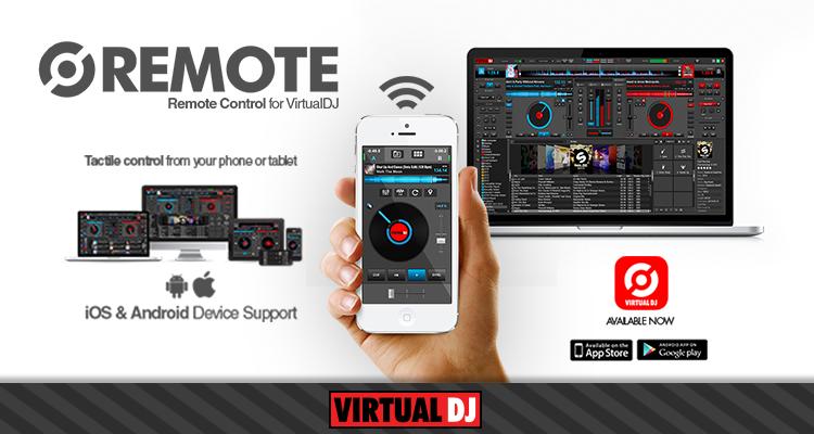 Virtual Dj Software Virtualdj Remote V 8 For Ios And