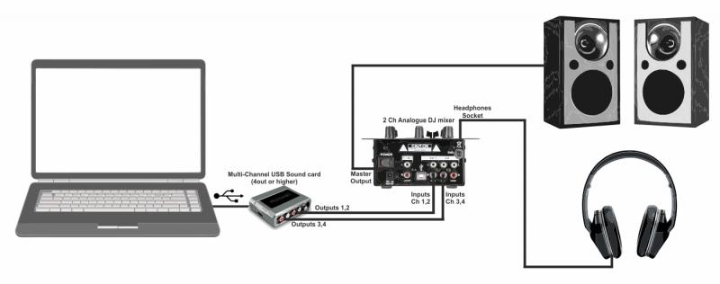 virtual dj software - user manual - settings