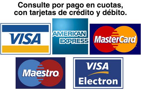 tarjeta de crédito Español tetas