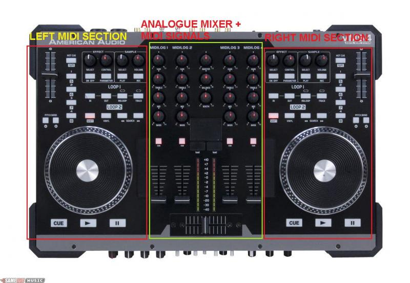 american audio vms4.1 asio driver
