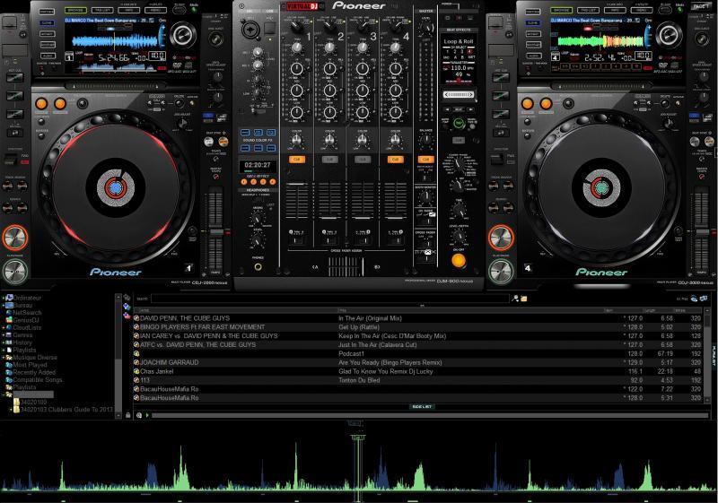 VIRTUAL DJ SOFTWARE - Skins