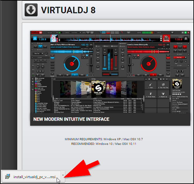 Install virtual dj 8 download | Virtual DJ Pro Infinity 8 2 Crack