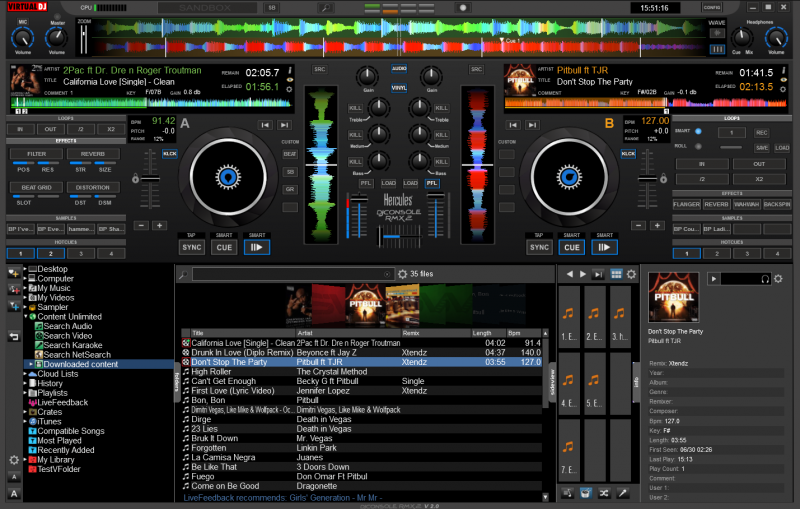 Virtual Dj Software New Hercules Rmx2 Skin