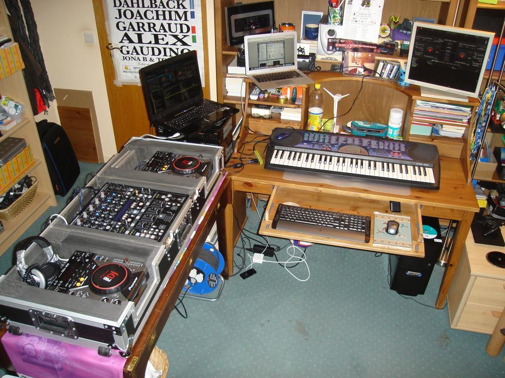 Virtual Dj Software Album Mon Studio Et Mon Matos