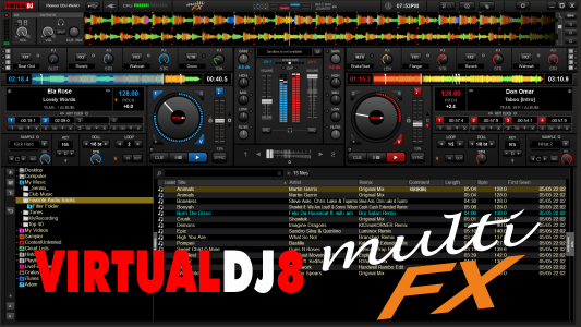 VIRTUAL DJ SOFTWARE - BUILD 2436