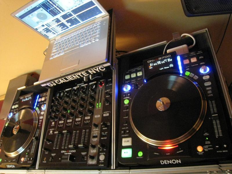Virtual Dj Software Denon Dn S3700 Pimp Out 9inch Platter