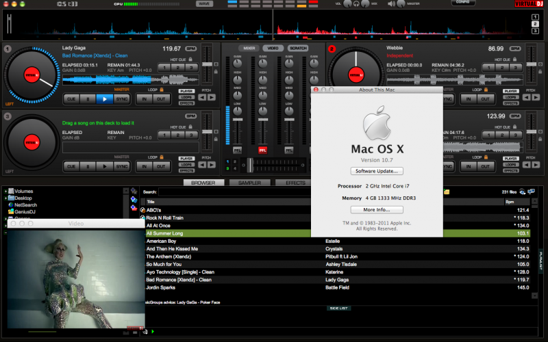 Virtual Dj Mac Gratis