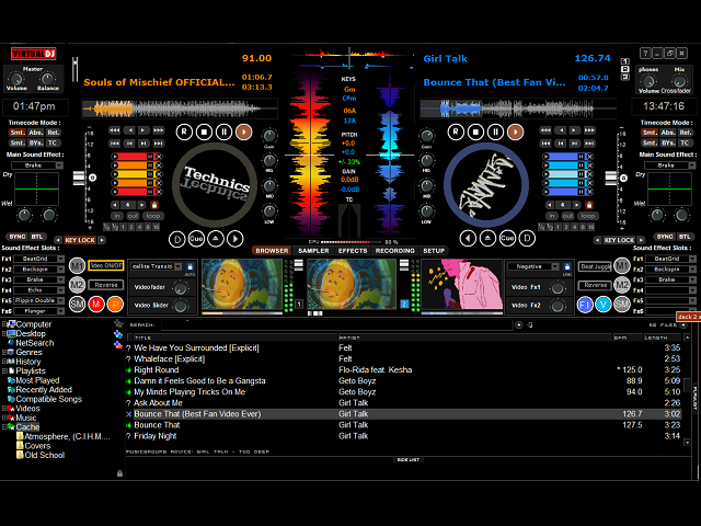different virtual deejay software - photo #6