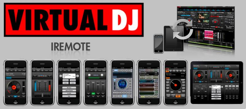 DJ Software - VirtualDJ - VDJPedia - iRemote Setup Guide