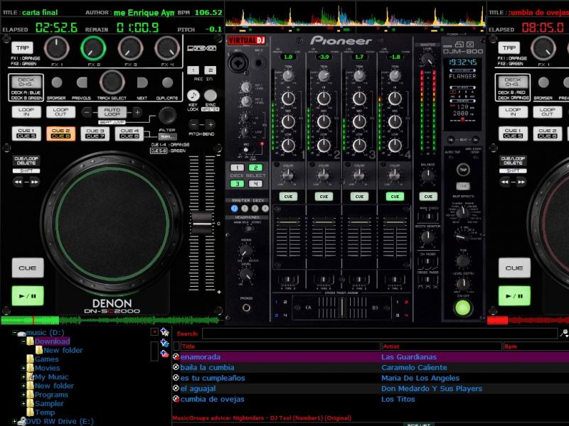 Virtual Dj 6 Full