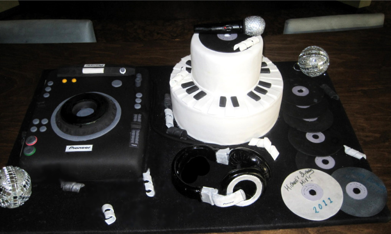 VIRTUAL DJ SOFTWARE - Happy Birthday Heiko