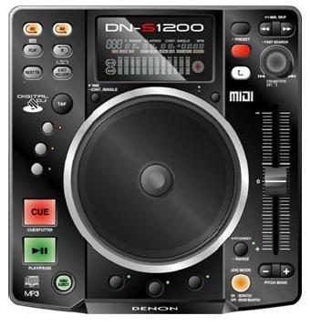 Đầu DJ Denon DN-S1200 CD / USB Media Player and Controller