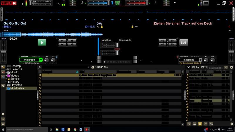 musik visualisierung software