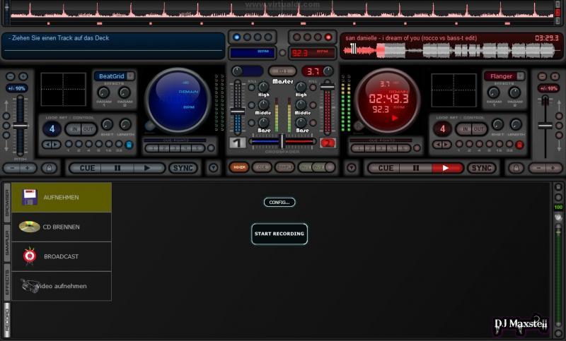 Virtual Dj Mixlab V3.1 Skin Free