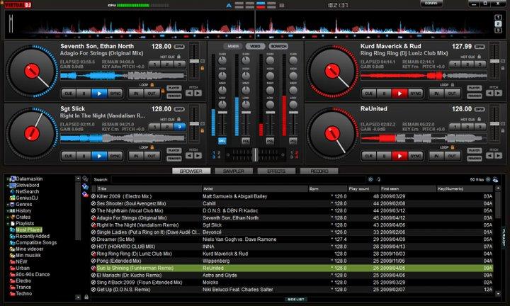 VIRTUAL DJ SOFTWARE - Atlantic City DJ Expo - VirtualDJ 7