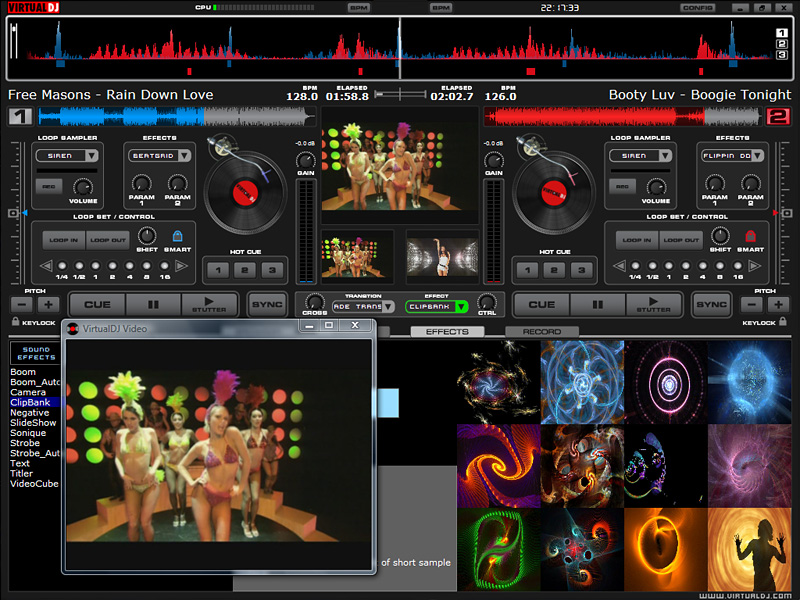 Virtual DJ Pro for Mac 6.1.2 full