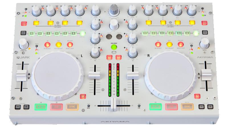 DJ Software - VirtualDJ - VDJPedia - VirtualDJ8 Controllers