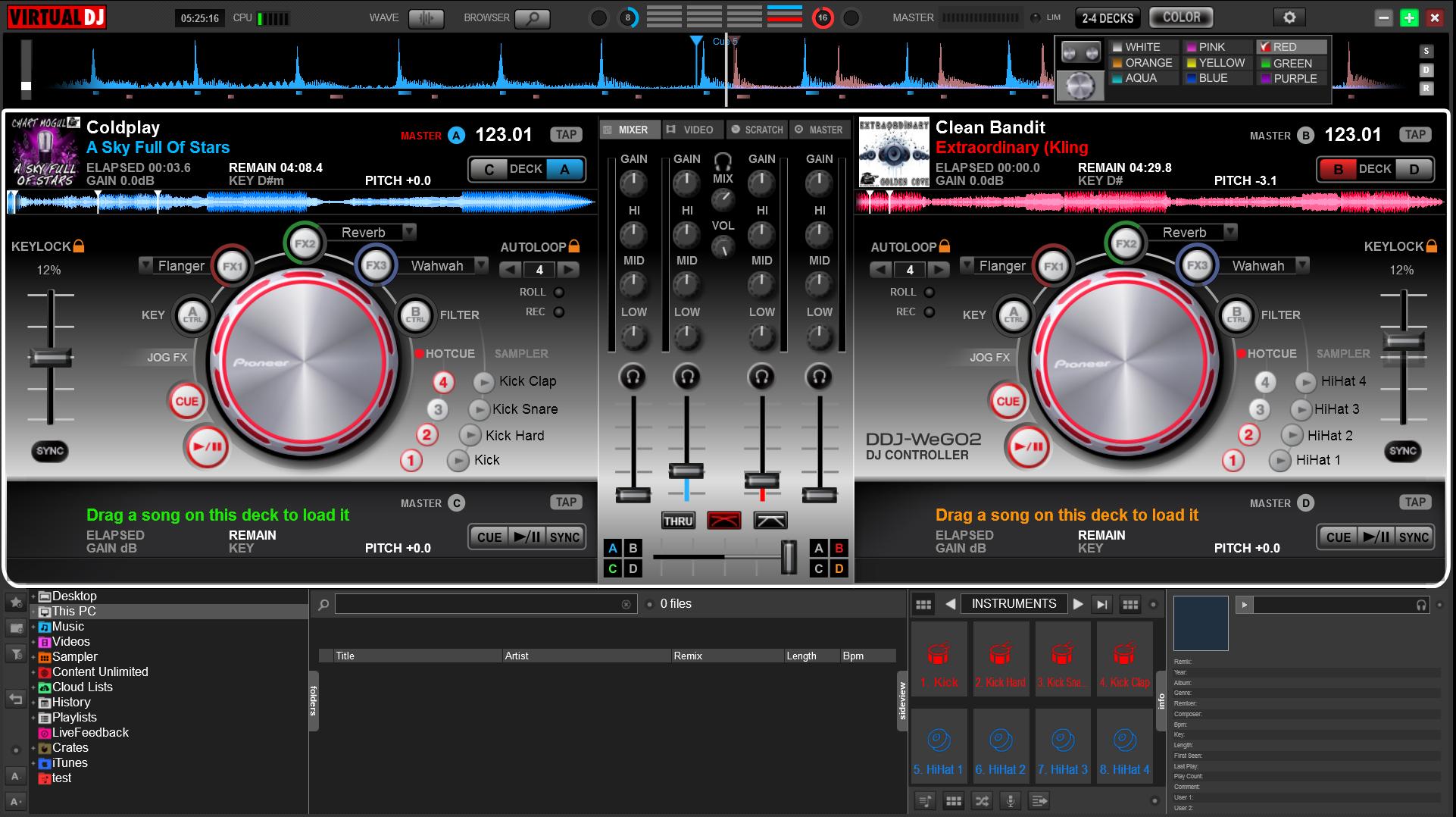 Virtual DJ Plugins Mega-Pack Mirror 2 (Usenet)