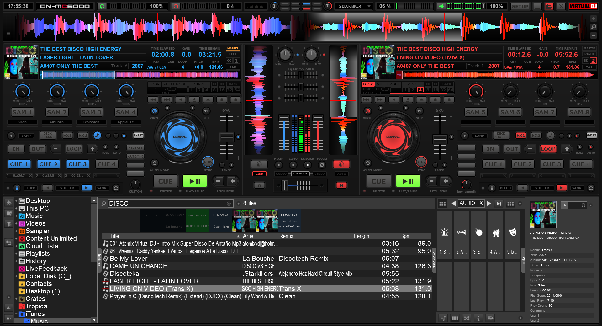 Rmx 1000 plugin virtual dj download