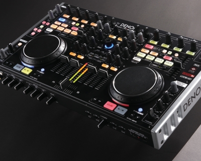 Dj Software Virtualdj Denon Dn Mc6000 Full Mixer 4