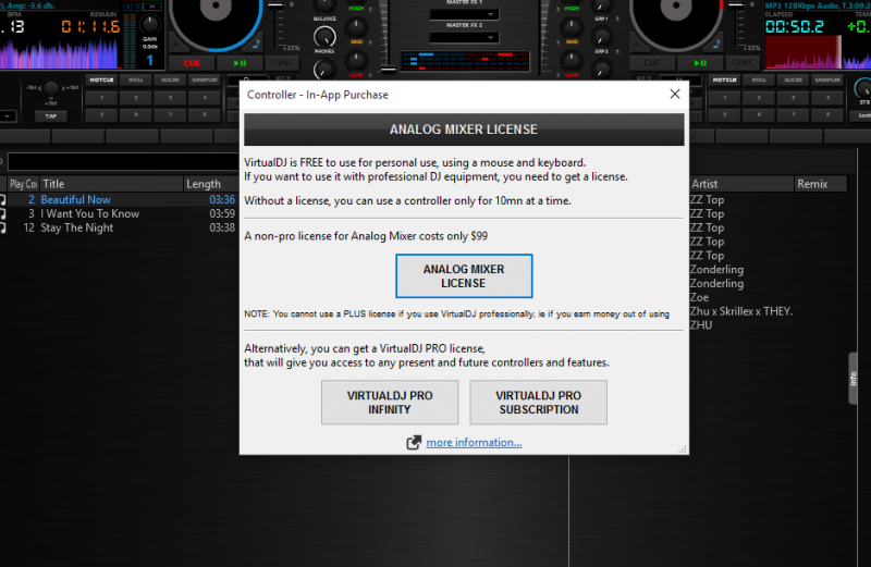 Virtualdj Mapper For Mixtrack Pro 3 For Virtual 7