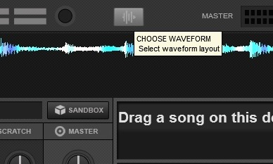 DJ Software - VirtualDJ - How can I change the waveform colors in my