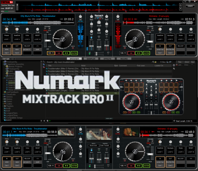 Download virtual dj 8 skins 2015
