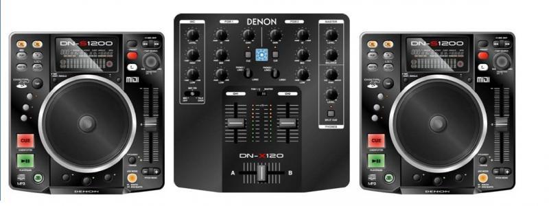 VIRTUAL DJ SOFTWARE - Denon DN-S1200 Skin! Virtual Dj Skins Denon