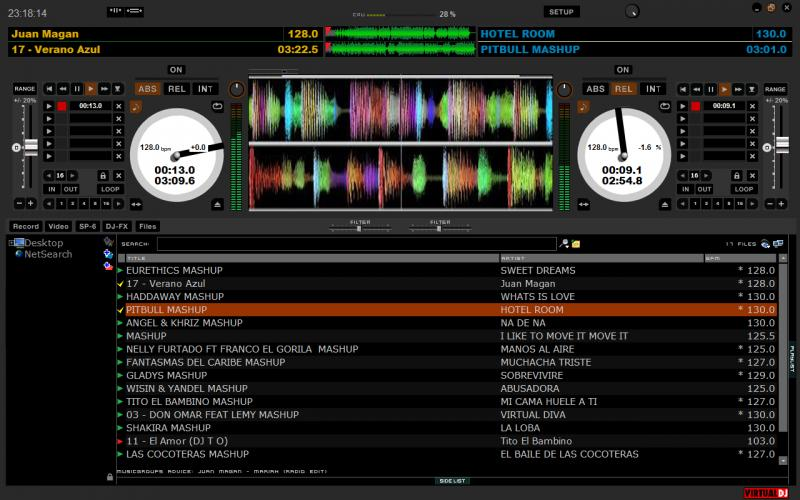 Download Free Virtual Dj Skins