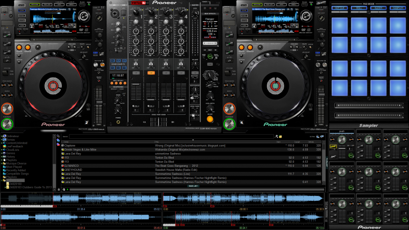 logiciel mix virtual dj pro 6.0.4