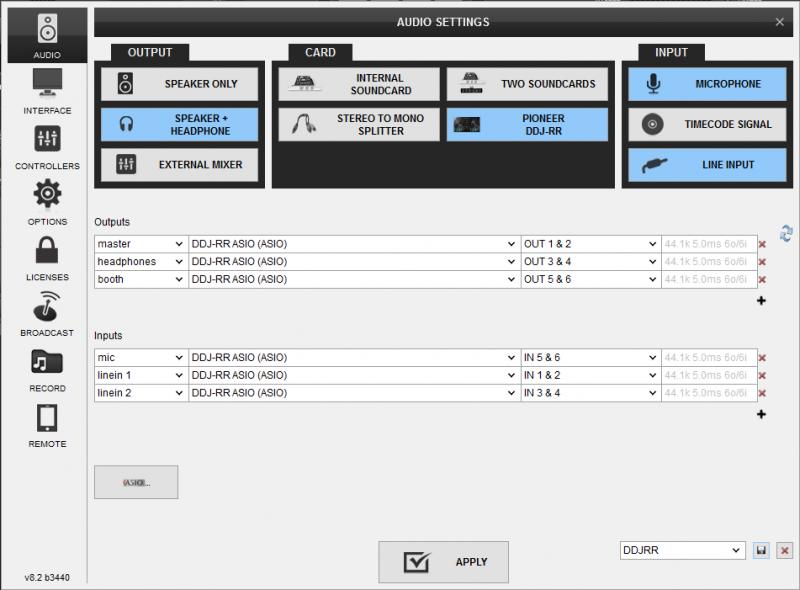 DJ Software - VirtualDJ - Hardware Manuals - Pioneer - DDJ-RR