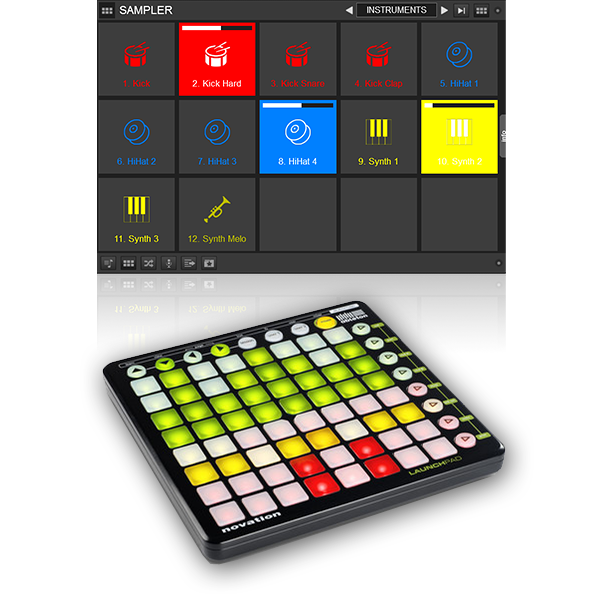 DJ Software - VirtualDJ - User Manual - Features - Sampler
