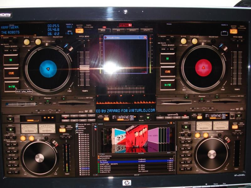 Virtual DJ is the most downloaded free DJ Software for Windows