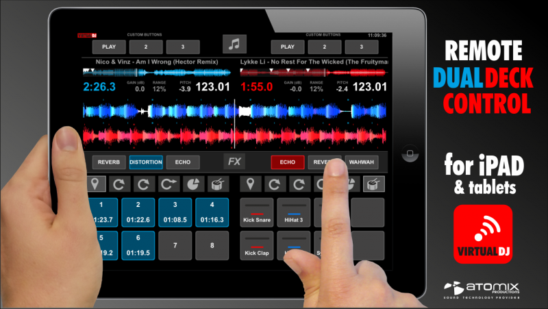 Virtual dj remote ios free download | VirtualDJ PRO Full