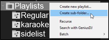DJ Software - VirtualDJ - User Manual - Interface - Database