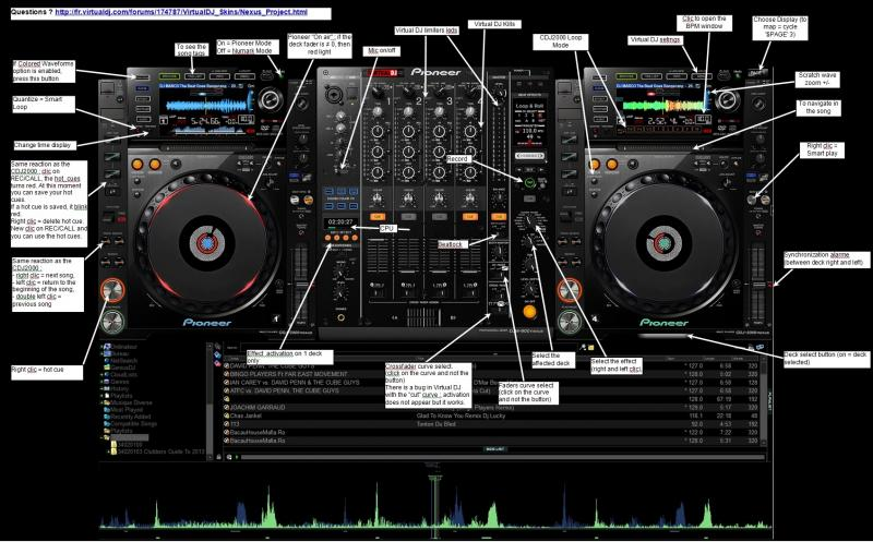 VIRTUAL DJ SOFTWARE