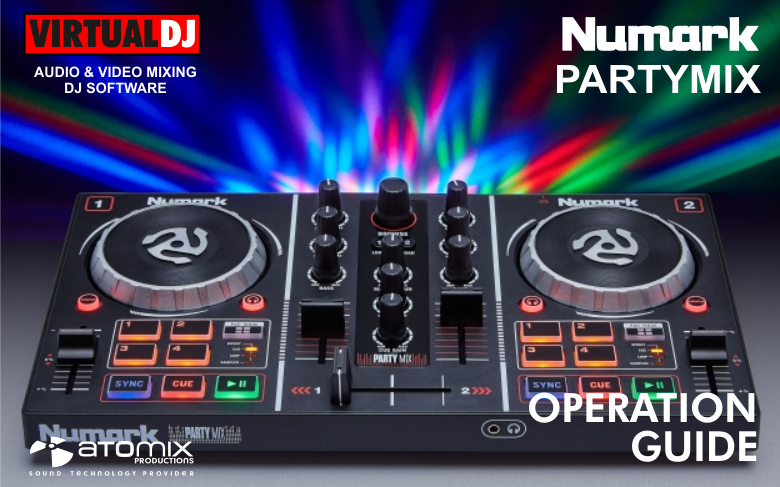 Numark party mix virtual dj le download | Numark Party Mix