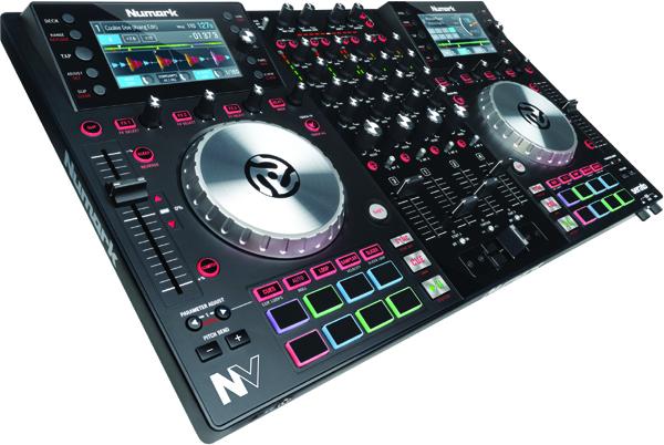 VIRTUAL DJ CONTROLLER LICENSE NUMARK MIXTRACK