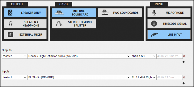 DJ Software - VirtualDJ - User Manual - Settings - Audio