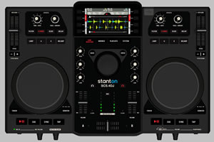 DJ Software - VirtualDJ - Stanton SCS 4DJ - Setup, Mappings, and