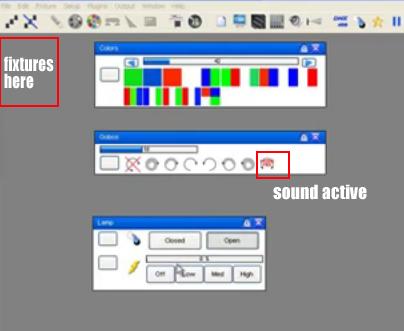 DJ Software - VirtualDJ - Master/Slave or Sound Active modes