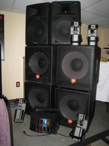 Dj Software Virtualdj Bass Cabinet Advice Needed