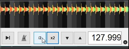 DJ Software - VirtualDJ - VDJPedia - Incorrect BPM