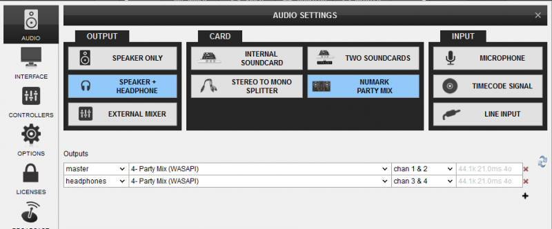 numark party mix mapping virtual dj download