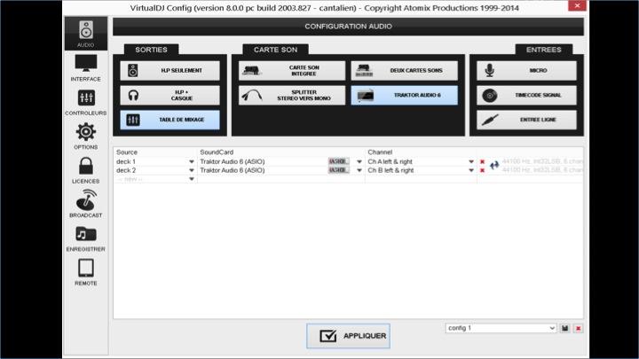 Virtual dj software problem using bcd3000 using vdj8.