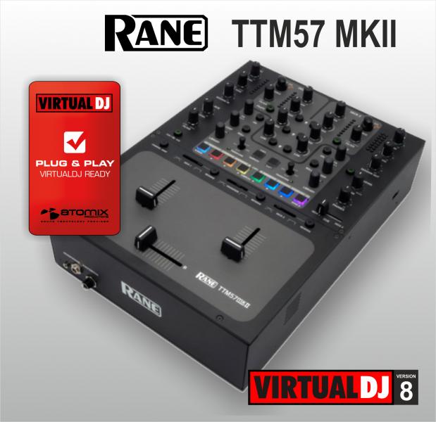 virtual dj software news rane ttm57 mkii official support rh virtualdj com