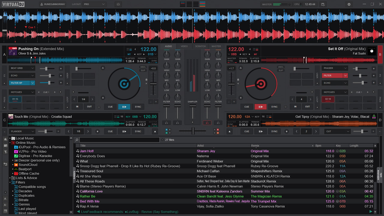 Virtualdj The 1 Most Popular Dj Software
