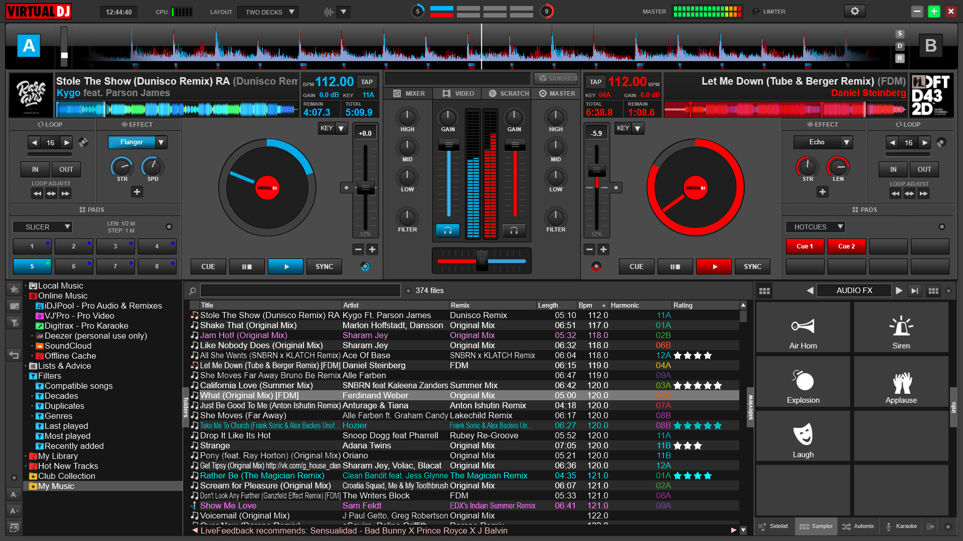 virtual dj free download full version 2012 with crack software