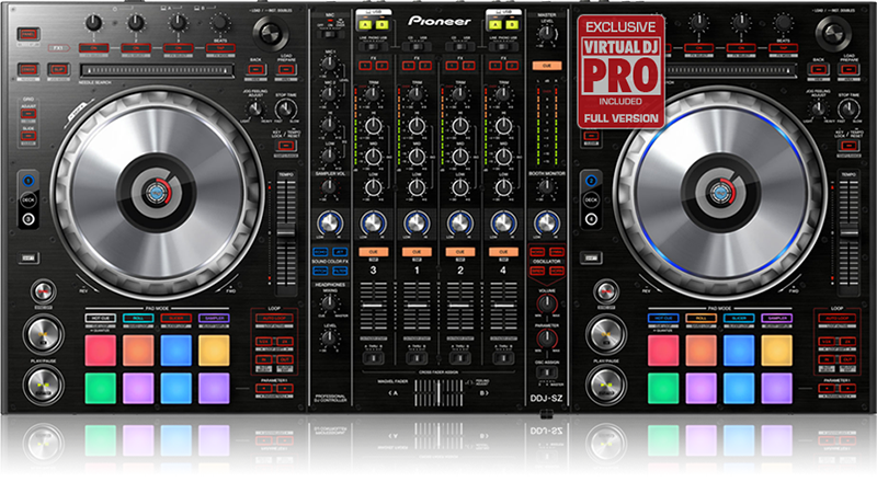 DJ Software - VirtualDJ - Hardware - Pioneer