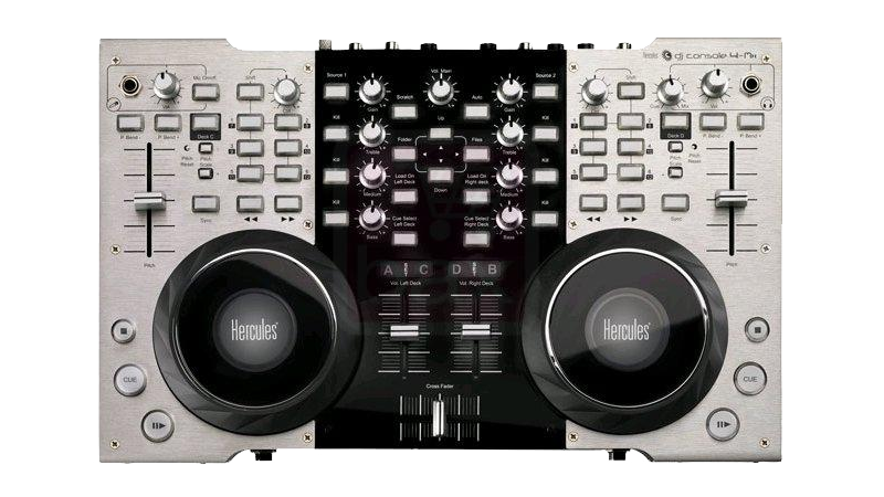 DJ Software - VirtualDJ - Hardware - Hercules